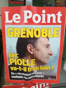 le Point Piolle va til trop loin mécontents